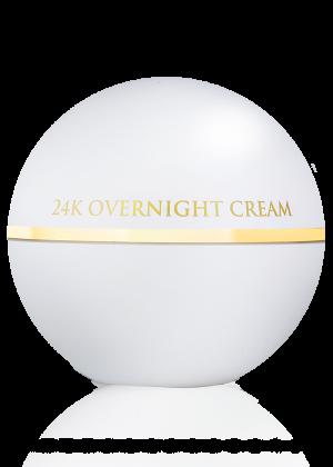 White Gold 24k Overnight Cream larged image