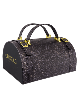 Caviar Limited Edition Mini Suitcase Side